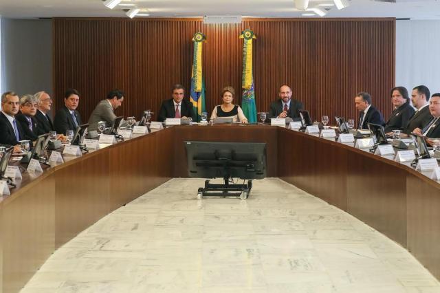 Em 2015 juristas que elaboraram pareceres contra o Impeachment já se reuniram com Dilma no Palácio do Planalto Foto Roberto Stuckert Filho/Presidência da República