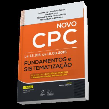 Novo CPC - Fundamentos e Sistematização